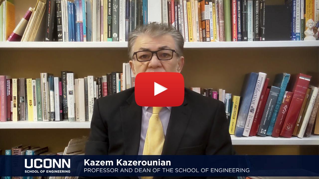 Dean Kazem - YouTube Video